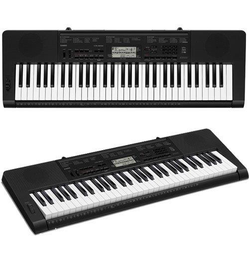 Casio CTK-3200 - a top 10 61 key keyboard piano for beginners