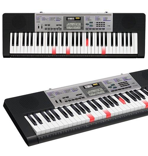 Casio LK-175 - a top 10 61 key keyboard piano for beginners