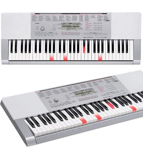 Casio LK-280 - a top 10 61 key keyboard piano for beginners