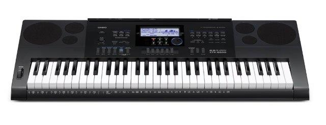 a Casio CTK 6200 review