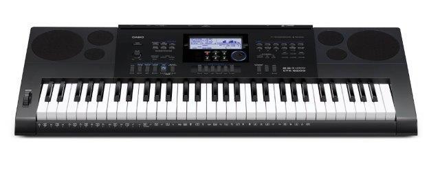 Casio CTK6200 - a top 10 61 key keyboard piano for beginners