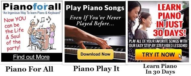 review of adult piano lessons
